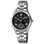 นาฬิกา คาสิโอ Casio STANDARD Analog'women รุ่น LTP-E301D-1AV ของแท้ รับประกัน 1 ปี