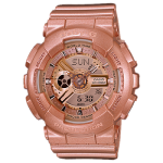 """นาฬิกา คาสิโอ Casio Baby-G Girls' Generation Glam Color series รุ่น BA-111-4A """"หายากมาก"""" ของแท้ รับประกันศูนย์ 1 ปี"""