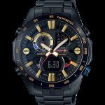 นาฬิกา คาสิโอ Casio EDIFICE ANALOG-DIGITAL รุ่น ERA-201RBK-1A Red Bull Racing ลิมิเต็ดเอดิชัน ของแท้ รับประกันศูนย์ 1 ปี