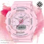 นาฬิกา Casio G-Shock มินิ S-Series GMA-S130 Step Tracker series รุ่น GMA-S130-4A ของแท้ รับประกัน1ปี