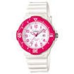 นาฬิกา คาสิโอ Casio STANDARD Analog'women รุ่น LRW-200H-4BV ของแท้ รับประกันศูนย์ 1 ปี