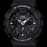 """นาฬิกา คาสิโอ Casio G-Shock Standard Analog-Digital รุ่น GA-120-1A """"Black Spiderman"""" ของแท้ รับประกันศูนย์ 1 ปี"""