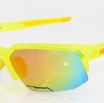 แว่นตาปั่นจักรยาน Speedcoupe สีเหลือง