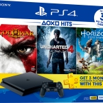 Playstation 4 - Hits Bundle 500GB
