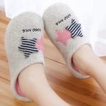 TL11 รองเท้าใส่ในบ้าน สีชมพู size 38-39