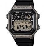 นาฬิกา คาสิโอ Casio 10 YEAR BATTERY รุ่น AE-1300WH-8AV ของแท้ รับประกันศูนย์ 1 ปี