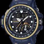 นาฬิกา คาสิโอ Casio G-Shock GULFMASTER 4-sensors Limited Master of G ชุด Master in Navy Blue series รุ่น GWN-Q1000NV-2A (นำเข้า Japan) ของแท้ รับประกันศูนย์ 1 ปี