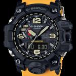 นาฬิกา Casio G-Shock MUDMASTER Premium model รุ่น GWG-1000-1A9 ของแท้ รับประกันศูนย์ 1 ปี (CMG)