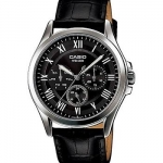 นาฬิกา คาสิโอ Casio STANDARD Analog'men รุ่น MTP-E301L-1BV ของแท้ รับประกันศูนย์ 1 ปี