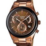 นาฬิกา คาสิโอ Casio BESIDE CHRONOGRAPH รุ่น BEM-509GL-5A ของแท้ รับประกันศูนย์ 1 ปี