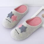 TL09 รองเท้าใส่ในบ้าน สีชมพู size 40-41