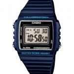 นาฬิกา คาสิโอ Casio STANDARD DIGITAL รุ่น W-215H-2AV ของแท้ รับประกันศูนย์ 1 ปี