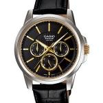 นาฬิกา คาสิโอ Casio BESIDE MULTI-HAND รุ่น BEM-307BL-1A1V ของแท้ รับประกันศูนย์ 1 ปี