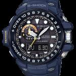 นาฬิกา คาสิโอ Casio G-Shock GULFMASTER 3-sensors Limited Master of G ชุด Master in Navy Blue series รุ่น GWN-1000NV-2A (นำเข้า Japan) ของแท้ รับประกันศูนย์ 1 ปี