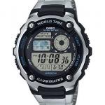นาฬิกา คาสิโอ Casio 10 YEAR BATTERY รุ่น AE-2100WD-1AV ของแท้ รับประกันศุนย์1 ปี