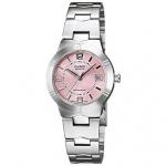นาฬิกา คาสิโอ Casio STANDARD Analog'women รุ่น LTP-1241D-4ADR ของแท้ รับประกันศูนย์ 1 ปี