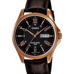 นาฬิกา คาสิโอ Casio STANDARD Analog'men รุ่น MTP-1384L-1AV ของแท้ รับประกันศูยน์ 1 ปี