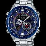 นาฬิกา Casio EDIFICE CHRONOGRAPH Racing Blue series รุ่น ERA-600RR-2AV ของแท้ รับประกันศูนย์ 1 ปี