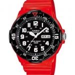 นาฬิกา คาสิโอ Casio STANDARD Analog'men รุ่น MRW-200HC-4BV ของแท้ รับประกันศูนย์ 1 ปี