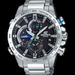 นาฬิกา Casio EDIFICE Bluetooth with Smartphone รุ่น EQB-800D-1A ของแท้ รับประกันศูนย์ 1 ปี