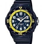 นาฬิกา คาสิโอ Casio STANDARD Analog'men รุ่น MRW-200HC-2BV ของแท้ รับประกันศูนย์ 1 ปี
