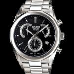 นาฬิกา คาสิโอ Casio BESIDE CHRONOGRAPH รุ่น BEM-509D-1AV ของแท้ รับประกันศูนย์ 1 ปี