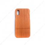 เคสไม้แท้ iPhone X ไม้เชอรี่