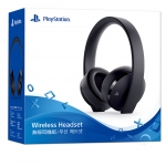 PS4 NEW NEW GOLD WIRELESS STEREO HEADSET (หูฟัง7.1)
