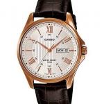 นาฬิกา คาสิโอ Casio STANDARD Analog'men รุ่น MTP-1384L-7AV ของแท้ รับประกันศูนย์ 1 ปี