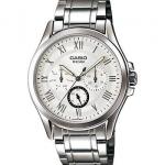 นาฬิกา คาสิโอ Casio STANDARD Analog'men รุ่น MTP-E301D-7B1V ของแท้ รับประกันศูนย์ 1 ปี