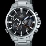 นาฬิกา คาสิโอ Casio EDIFICE Bluetooth with Smartphone รุ่น EQB-600D-1A ของแท้ รับประกันศูนย์ 1 ปี
