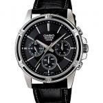 นาฬิกา คาสิโอ Casio BESIDE MULTI-HAND รุ่น BEM-311L-1A1V ของแท้ รับประกันศูนย์ 1 ปี