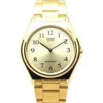 นาฬิกาข้อมือ คาสิโอ Casio STANDARD Analog'men รุ่น MTP-1130N-9B ของแท้ รับประกันศูนย 1 ปี