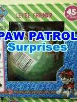 ไข่เซอร์ไพร์ส ไข่สุ่ม ไข่ PAW Patrol Surprise Egg ตุ๊กตาของเล่นของสะสม ตุ๊กตาหมา แพ็คเดี่ยว 1ลูก