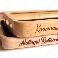 เคสไม้แท้ - Wooden Mobile Case