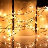 ไฟแฟรี่ ไฟลวด LED หักงอได้ ตกแต่ง ยาว 2 เมตร