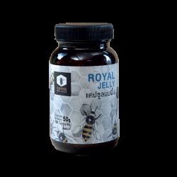 นมผึ้ง ชนิดแคปซูล 100 เม็ด