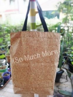 กระเป๋าโท้ทไม้ค๊อก i009