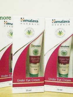Himalaya Herbals Under Eye Cream ครีมบำรุงรอบดวงตา 15 ml