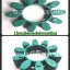 จำหน่าย SPIDEX SIZE 75 GREEN SPIDER ONLY ความแข็ง 64SHORE D พร้อมส่งคะ ขายส่งและปลีก