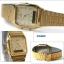 นาฬิกา CASIO ดิจิตอล สีทอง 2 ระบบ สตอเบอรี่ชีสเค้ก รุ่น AQ-230GA-9D STANDARD ANALOG DIGITAL RETRO CLASSIC ของแท้ รับประกันศูนย์ 1 ปี thumbnail 3