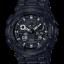 นาฬิกา Casio G-Shock Limited Black Leather Texture series รุ่น GA-100BT-1A ของแท้ รับประกันศูนย์ 1 ปี thumbnail 1
