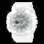 นาฬิกา Casio Baby-G Girl's Generation Gold Attractive Accent series รุ่น BA-110GA-7A1 (สีขาวขีดทอง) ของแท้ รับประกันศูนย์ 1 ปี thumbnail 1