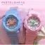 นาฬิกา Casio Baby-G Girls' Generation Sweet Candy Pastel series รุ่น BA-110CA-4A (ชมพูพาสเทล) ของแท้ รับประกันศูนย์ 1 ปี thumbnail 4
