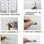 นาฬิกาDIY ขนาดจัมโบ้90cm เรือนกับเข็มสีเงิน ตัวเลขสีดำ big9A thumbnail 7