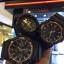 นาฬิกา Casio G-Shock Standard ANALOG-DIGITAL Tough Solar GAS-100 series รุ่น GAS-100G-1A (สีดำ-ทอง) ของแท้ รับประกัน1ปี thumbnail 6
