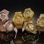 นาฬิกา คาสิโอ Casio G-Shock Limited model Crazy Gold series รุ่น DW-6900GD-9A ของแท้ รับประกันศูนย์ 1 ปี thumbnail 4