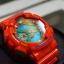 นาฬิกา คาสิโอ Casio G-Shock Limited Hyper Color รุ่น GA-110A-4 ( ส้ม ไฮเปอร์) หายาก ของแท้ รับประกันศูนย์ 1 ปี thumbnail 5