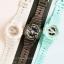 นาฬิกา Casio Baby-G BA-110CH CHANCE series รุ่น BA-110CH-1A (สีดำสายลายริบบิ้น) ของแท้ รับประกันศูนย์ 1 ปี thumbnail 2