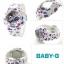 นาฬิกา Casio Baby-G Girls' Generation Flower Leopard series รุ่น BA-110FL-7A ของแท้ รับประกัน ศูนย์ 1 ปี thumbnail 2